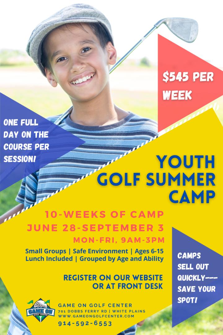 GOGC 2021 Summer Camp Poster 20x30 FINAL