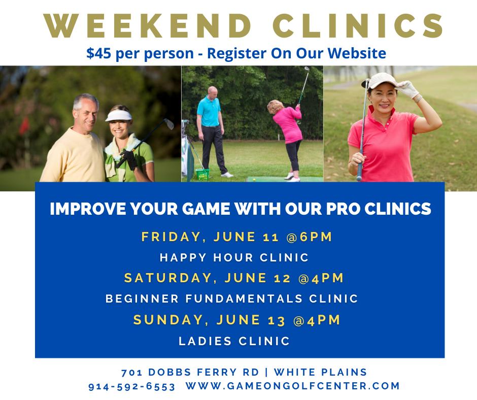 GOGC Adult Clinics June 11-13 IG