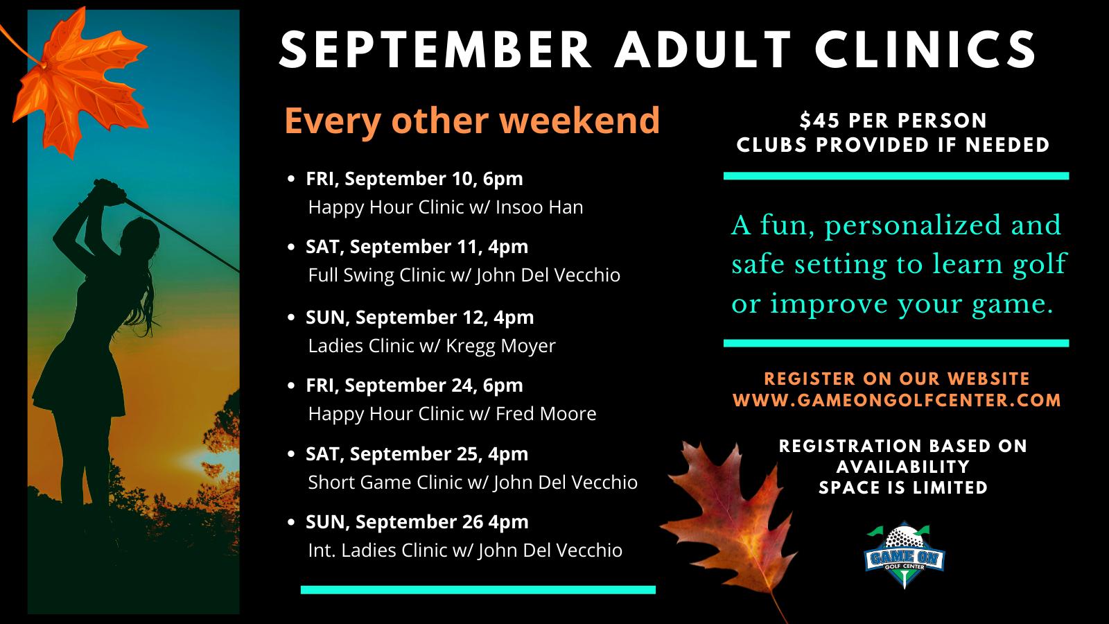 Sept 2021 Adult Summer Clinics - TW (1)